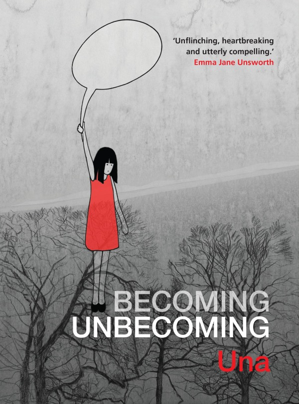 BECOMING-UNBECOMING cover front page