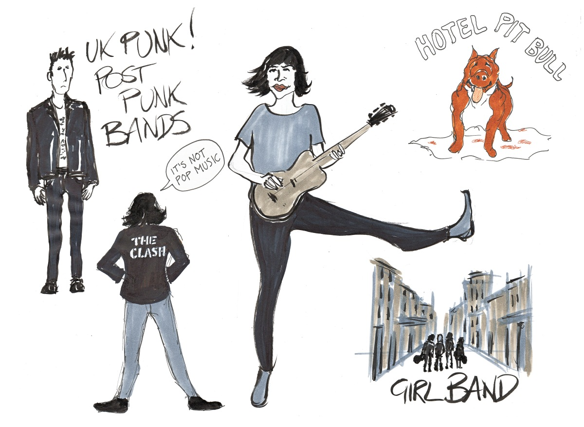 womans hour Riot grrl