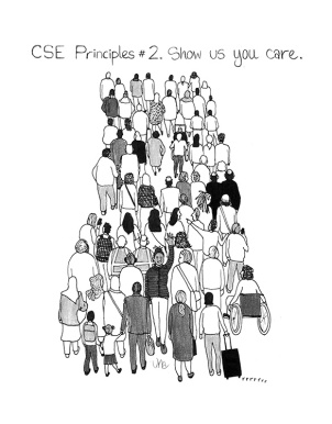 CSE principles 2 show us you care 1